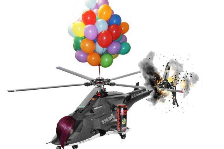 Подболтат #3 — Лингвисты-эмо с шариками взорвали вертолет