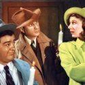 TrashBasket #32 — Задержите это привидение (1941)