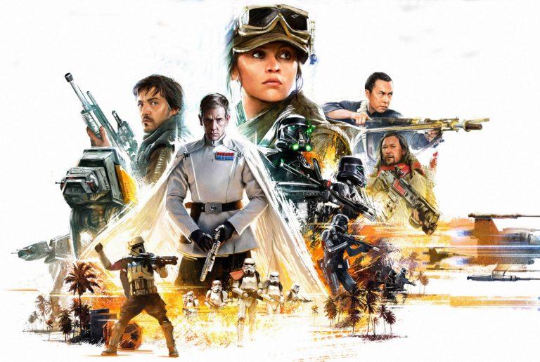 Рандомная рецензия — Изгой-один: Звёздные войны. Истории (2016)
