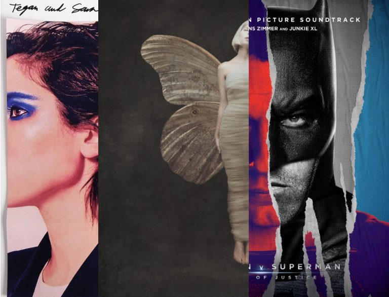 OSTановка #8 — Лучшие альбомы 2016 года