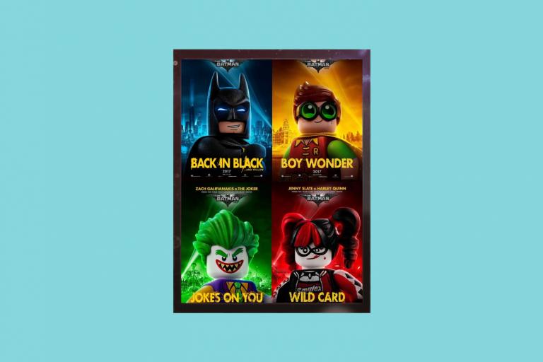 LEGO, которое Готэм заслуживает: рецензия на «Лего Фильм: Бэтмен» (2017)