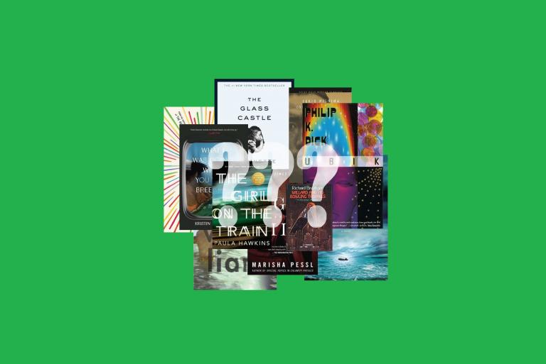 Что почитать: 10 случайных хороших книг