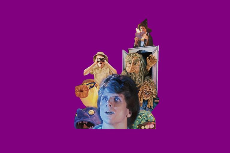 Воображение без воображения: рецензия на фильм «В поисках Вау Вау Виббл Ваггл Ваззи Вуддл Ву» (1985)
