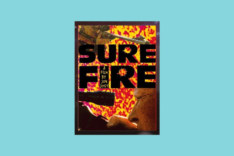 Американская пастораль: рецензия на «Прицельный огонь» (1990)