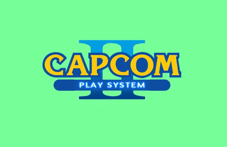 Capcom Play System 2: игровая платформа, о которой все позабыли