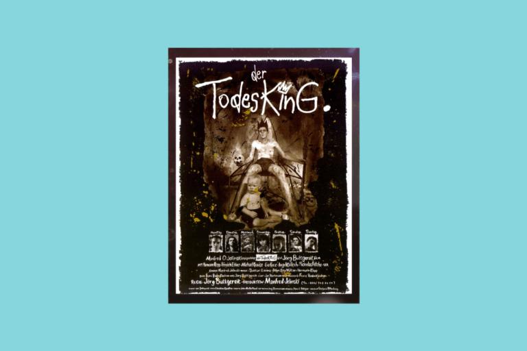 Очарованные смертью: рецензия на «Король смерти» (1990)