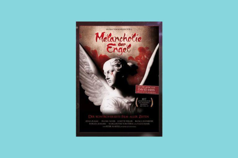 Экзистенциальный ужас бытия: рецензия на «Меланхолия ангелов» (2009)