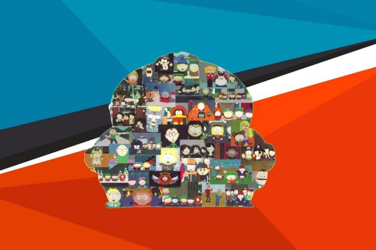 21 (возможно) лучшая серия South Park