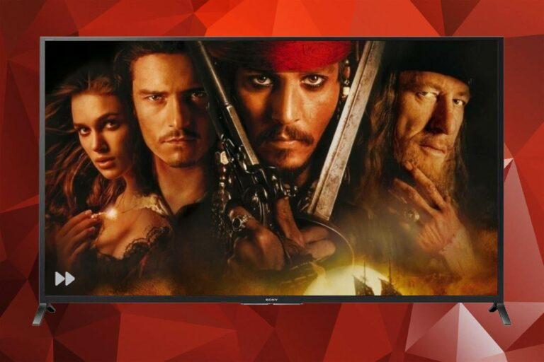 Пираты Карибского моря: Проклятие Черной жемчужины (2003) — Пересмотр! #82