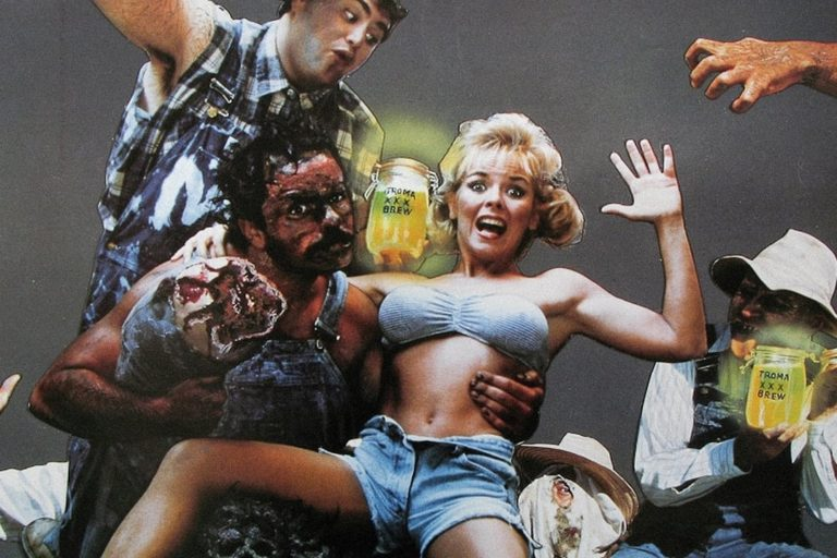 Деревенские зомби (1987): Shot on Shitteo
