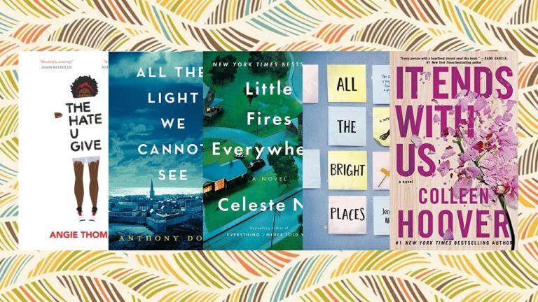 Лучшие книги десятилетия (по версии Goodreads)