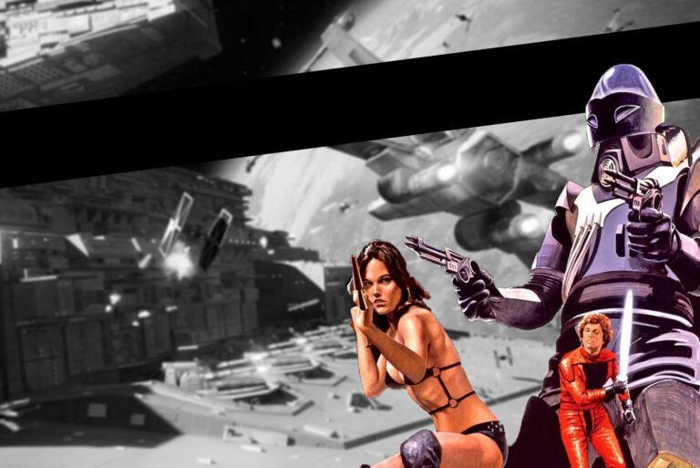 Космоопера по дешевке: Клоны «Звездных войн»