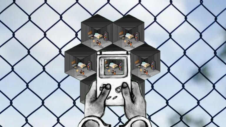 Письма геймеров-заключённых