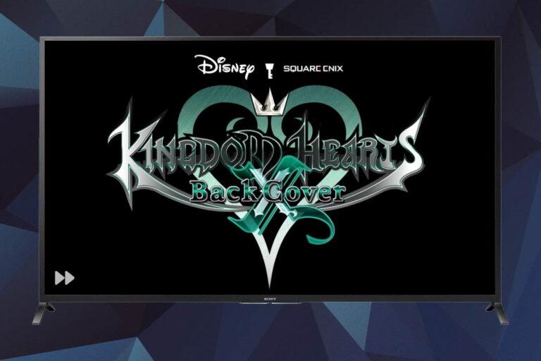 Kingdom Hearts χ Back Cover (2017) — Пересмотр! #145
